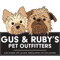 Gus & Ruby's Pet Outfitters